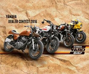 Yard Built Yamaha Dealer Contest 2016